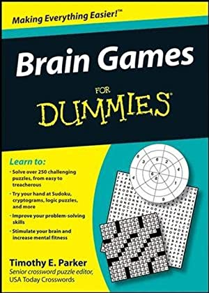 Brain Games For Dummies (For Dummies Series)