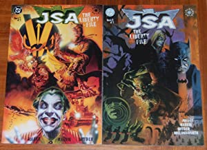 JSA: The Liberty File #1 & 2