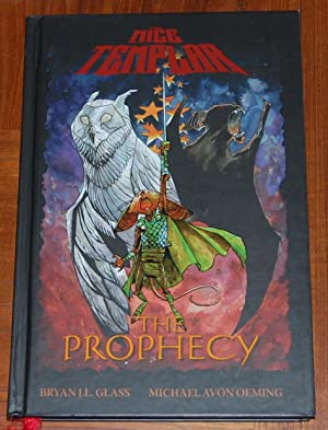 The Mice Templar: The Prophecy