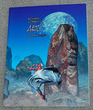 Richard Corben's Art Book, Volume 2