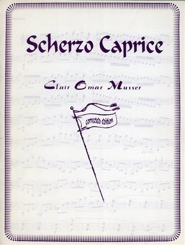 Scherzo Caprice  Marimba Solo