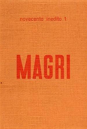 Alberto Magri.: Catalogo della Mostra: