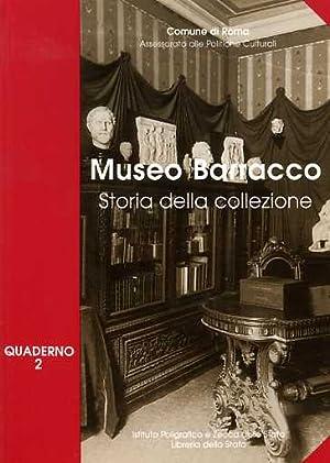 Museo Barracco. Storia della collezione.: Nota Santi,Maresita. Rossini,Orietta. Cagiano De Azevedo,...