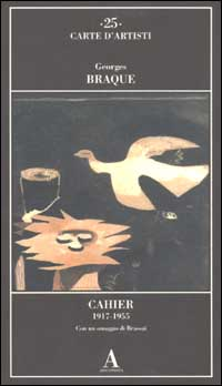 Cahier 1917-1955.: Braque,Georges.