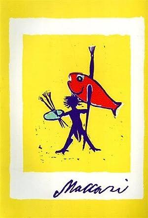 Mino Maccari 1977.: Catalogo della Mostra: