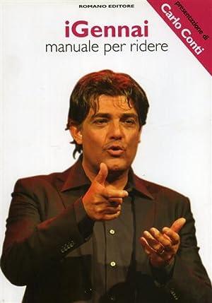 I'Gennai. Manuale per ridere.: Gennai,Gaetano.