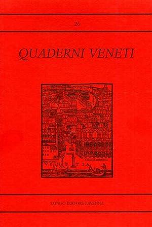 Quaderni Veneti n.26.
