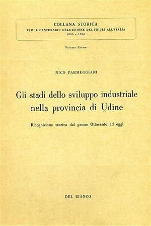 Gli stadi dello sviluppo industriale nella provincia: Parmeggiani,Nico.