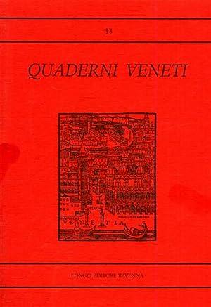 Quaderni Veneti n.33.