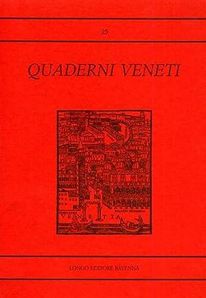 Quaderni Veneti n.25.