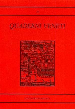 Quaderni Veneti n.20.