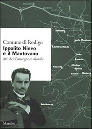 Ippolito Nievo e il mantovano.: Atti del Convegno Nazionale: