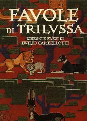 Favole di Trilussa.: Trilussa.