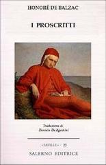 I Proscritti.: Balzac,Honor� de.