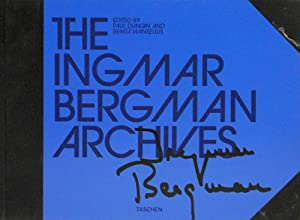 The Ingmar Bergman Archives.: Josephson,Erland. Duncan,Paul. Wanselius,Bengt.