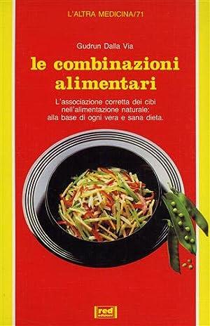 Le combinazioni alimentari. L'associazione corretta dei cibi nell'alimentazione naturale:...