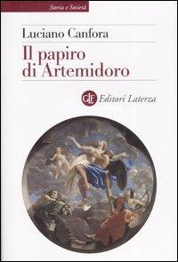 Il papiro di artemidoro.: Canfora,Luciano.