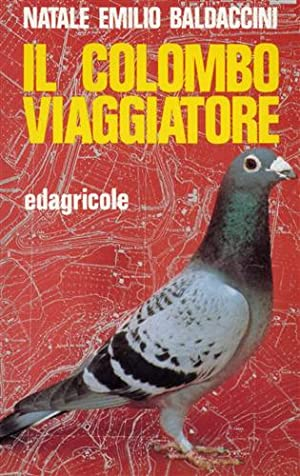 Il colombo viaggiatore.: Baldaccini,Natale Emilio.