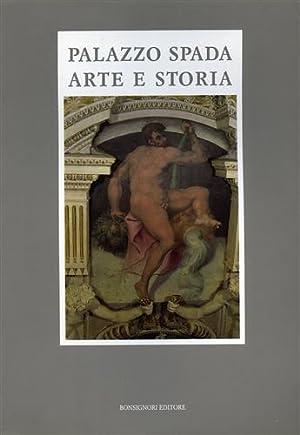 Palazzo Spada. Arte e storia.: Cannat�,Roberto (a cura di).