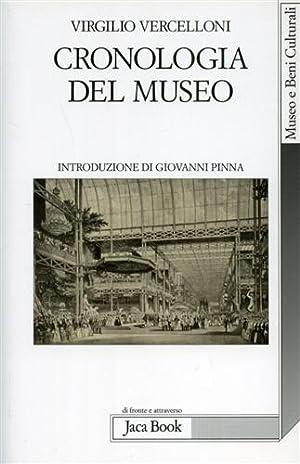 Cronologia del Museo.: Vercelloni,Virgilio.