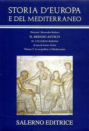 Storia d'Europa e del Mediterraneo. Il Mondo: Barbero,Alessandro. (diretto da).