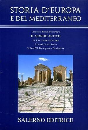 Storia d'Europa e del Mediterraneo. Sez.III: L'ecumene: Barbero,Alessandro. (diretto da).