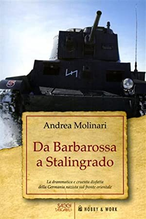 Da Barbarossa a Stalingrado. La drammatica e cruenta disfatta della Germania nazista sul Fronte ...