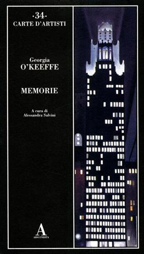 Memorie.: O'Keeffe,Georgia.