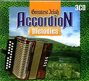 Greatest Irish Accordion Melodies. Celebri Melodie Celtiche