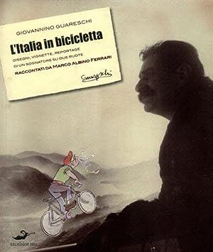 L'Italia in bicicletta.: Guareschi,Giovannino.