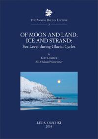 Of Moon and Land, Ice and Strand.: Lambeck, Kurt.