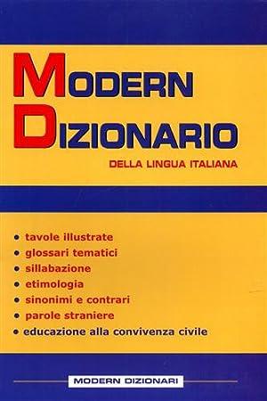 Modern Dizionario della Lingua Italiana.: Maggi,Maristella. Villa,Fiorella.