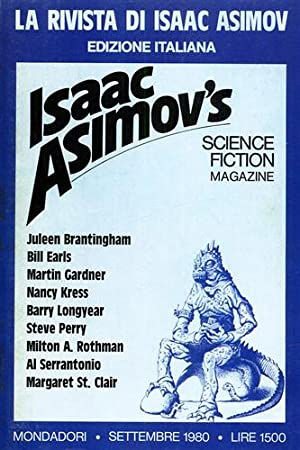 Science Fiction Magazine.
