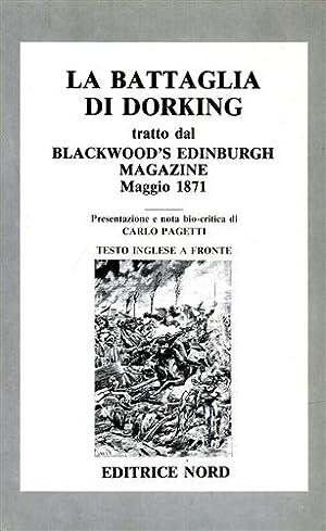 La battaglia di Dorking.: Chesney,George Tomkyns (Tiverton, 30 aprile 1830 – Bayswater, 31 marzo ...