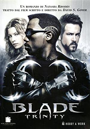 Blade Trinity.: Rhodes,Natasha.