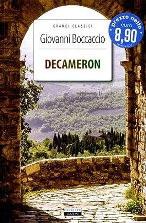 Decameron.: Giovanni Boccaccio.