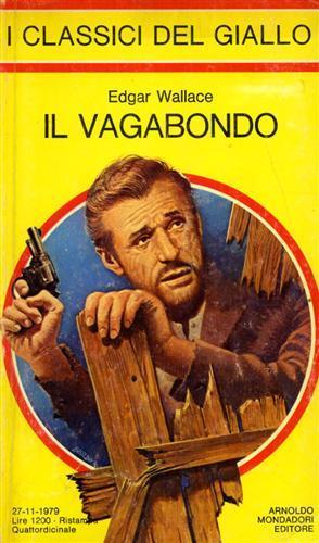 Il vagabondo.: Wallace,Edgar.