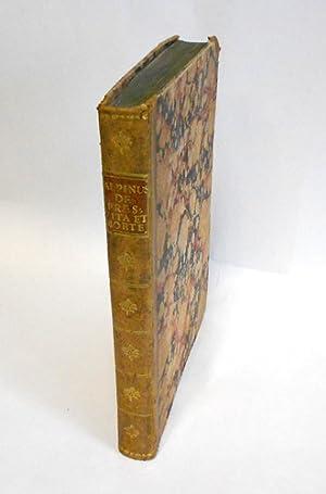 Prosperi Alpini De praesagienda vita et morte: Alpini,Prospero. Fracastoro,Girolamo.