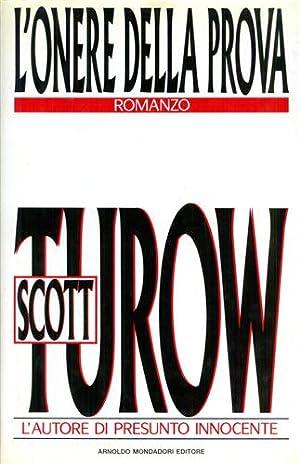L'onore della prova.: Turow,Scott.
