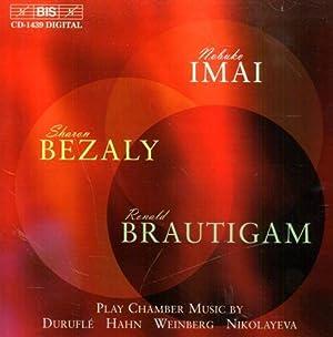 Play Chamber Music. Nobuko Imai - viola: Duruflé,Maurice. Hahn,Reynaldo. Weinberg,Mieczyslaw.