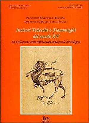 Inventario degli incisori Tedeschi e Fiamminghi del