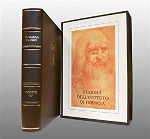 Il Codice A dell'Istituto di Francia integrato: Leonardo da Vinci.