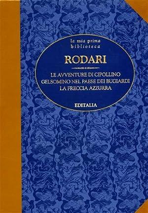 Le avventure di Cipollino. Gelsomino nel paese: Rodari,Gianni.