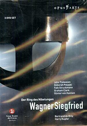 Der Ring des Nibelungen. Siegfried. Symphony Orchestra: Wagner,Richard (1813-1883).