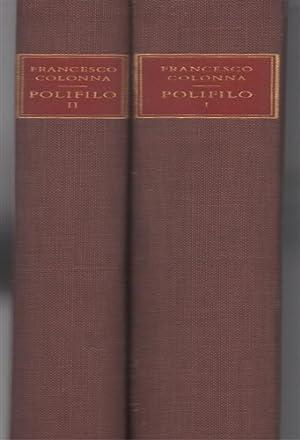 Hypnerotomachia Poliphili. (Polifilo). Trattato cinquecentesco sul sonno: Colonna,Francesco.