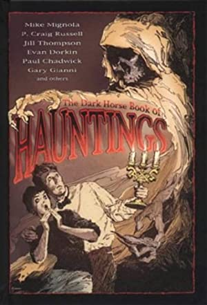 The Book of Hauntings.: Mignola, Mike. Russell,