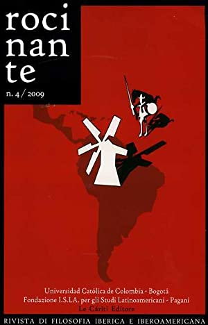 Rocinante. Rivista di Filosofia iberica e iberoamericana.