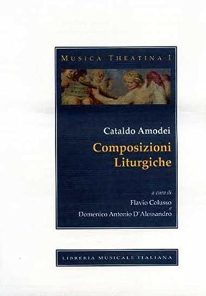 Composizioni Liturgiche.: Amodei,Cataldo.