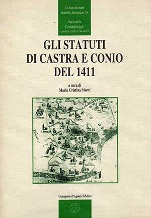 Gli statuti di Castra e Conio del 1411.: Monti,Maria Cristina.