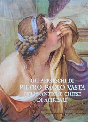 Gli affreschi di Pietro Paolo Vasta nelle: Blanco,Mario.